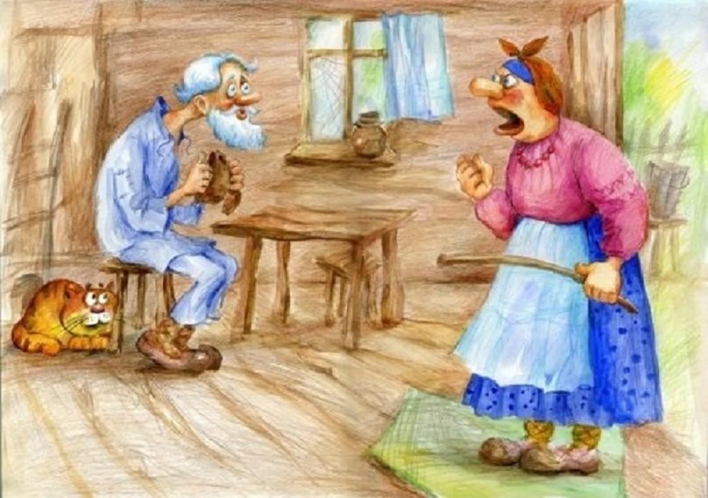 Смешные сказки для детей картинки